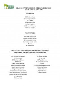 Colegios_participantes 2019-2020