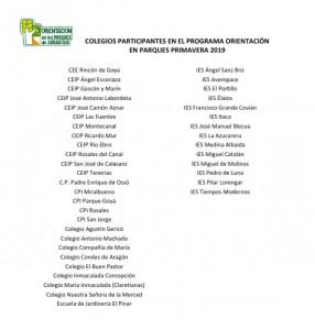 Colegios_participantes 2019