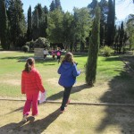 Rosales del Canal - 11 marzo 2016 - Parque Grande