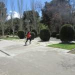 Enrique de Ossó - 11 abril 2016 - Parque Delicias
