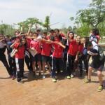 Antonio Machado - 17 mayo 2016 - Parque del agua