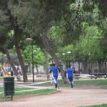Colegio Inmaculada Concepcion 2017_05_03 Parque Miraflores