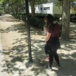 IES Miguel Servet 2017_04_21 Parque Grande