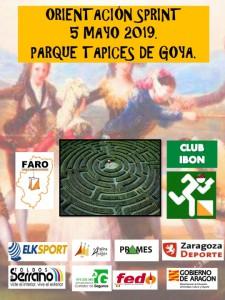 2019_05_05 Sprint Tapices de Goya